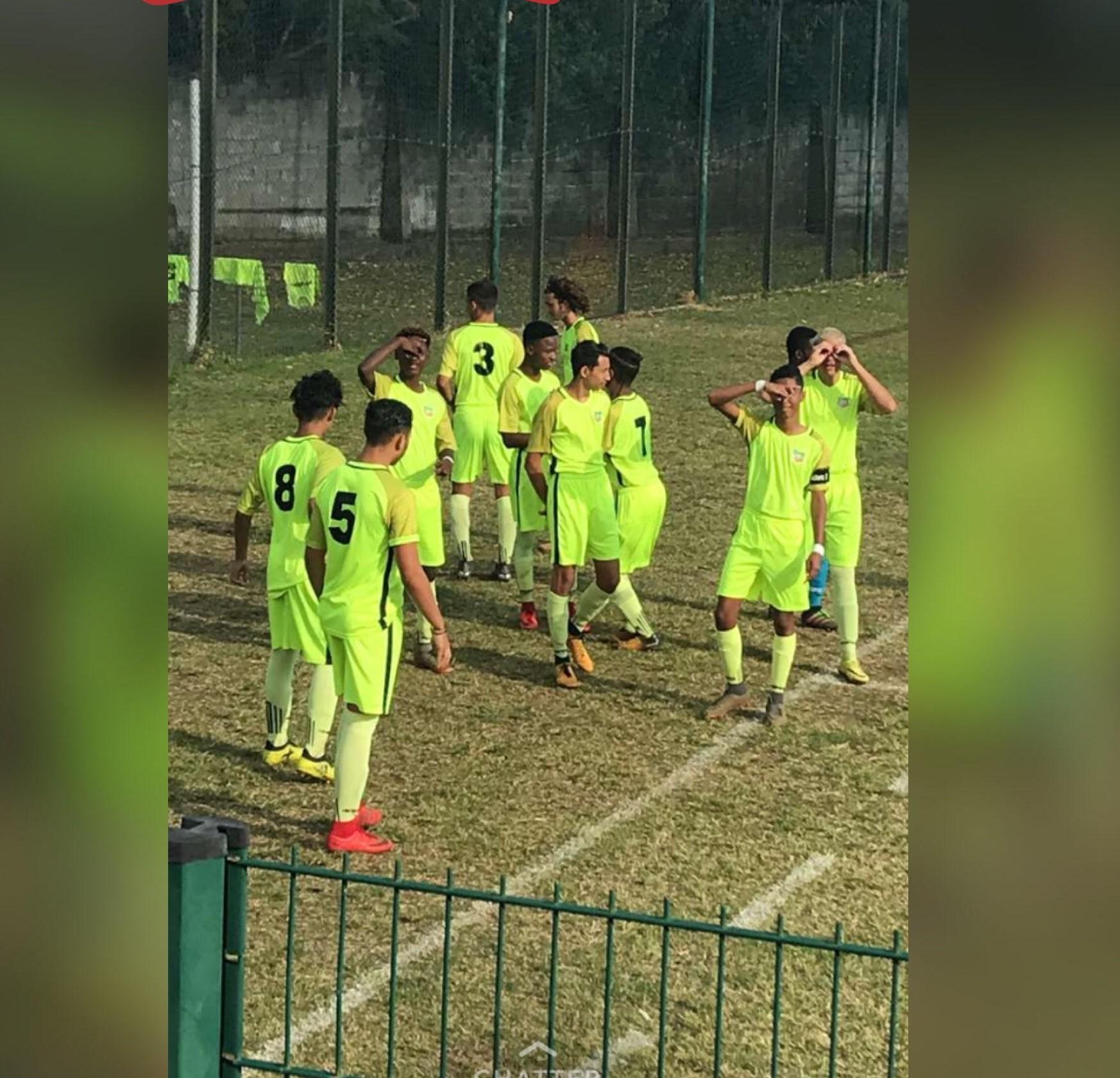 El-Hamisse : «Quand je joue au foot j'oublie tout»
